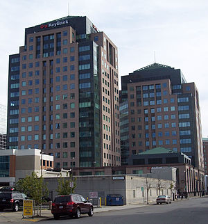KeyBank - KeyBank North & South Tower in Buffalo, New York