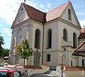 Kißlegg St.Gallus erbaut von Johann Michael Fischer von 1734 bis 1738 - panoramio.jpg