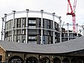 King's Cross Central development Coal Drops Yard and Gasholders, London England 03.jpg