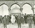King Faisal visiting Al-Aqsa Mosque.jpg