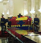 King Michael lying in state.jpg