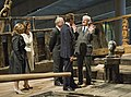 King and Queen of Sweden at the Vasa Museum in 2008 Fo131456 11DIG.jpg