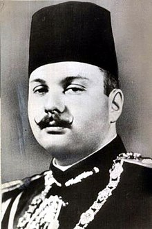 Farouk Of Egypt Wikipedia