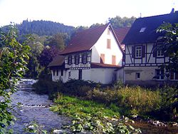Kinzig River at Schiltach.JPG