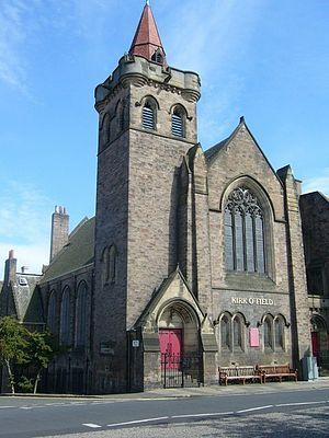 Edinburgh University Settlement - Kirk O'Field