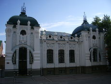 Kirovograd Museum of Local Studies 2012.JPG