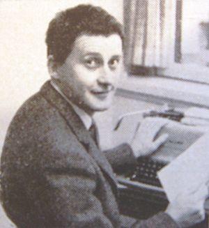 Kjell-Olof Feldt - Kjell-Olof Feldt in 1964