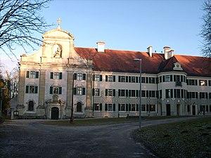 Prüfening Abbey - Prüfening Abbey