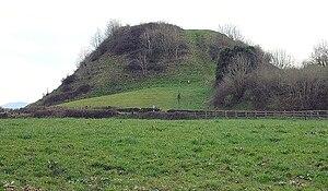 New Inn, County Tipperary - The Motte at Knockgraffon