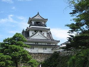 Shikoku - Kōchi Castle