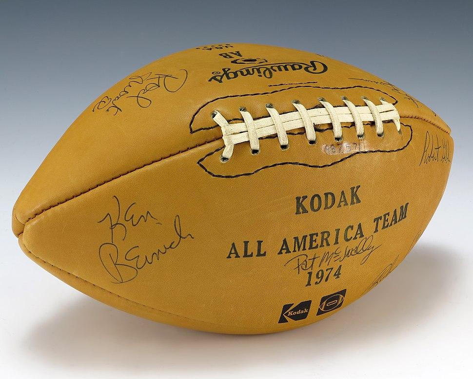 Kodak All American Football (1987.571)