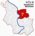 Koeln bezirke7 muehlheim.png
