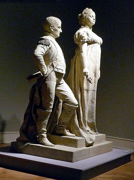 File:Koenigin Luise und Napoleon, Eberlein 1899.jpg