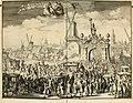 Komste van Zyne Majesteit Willem III. koning van Groot Britanje, enz. in Holland, of, Te omstandelyke beschryving van alles, - het welke op des zelfs komste en geduurende zyn verblyf, in's (14559415117).jpg