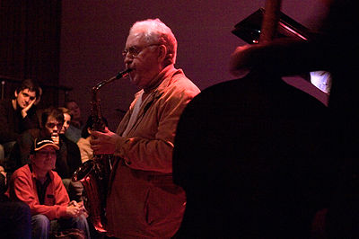 Picture of a band or musician: Lee Konitz