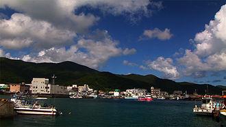 Setouchi, Kagoshima - Central Koniya Port