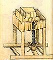 Konrad Kyeser, Bellifortis, Clm 30150, Tafel 03, Blatt 08v (Ausschnitt).jpg