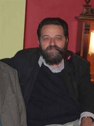 Konstanty Gebert - Konstanty Gebert, Warsaw (Poland), 11 October 2005