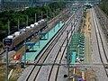 Korail Gyeongui Line Gangmae Station Platform.jpg