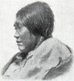 Koskimo woman, Vancouver American Indian Mongoloid.png