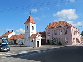 Kostice Municipality in South Moravian, Czech Republic