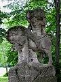 Kraft (Herkules auf Stier), von Fritz Behn, Bavariapark Muenchen-1.jpg