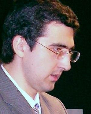 Vladimir Kramnik - Kramnik, winner at Dortmund 2007