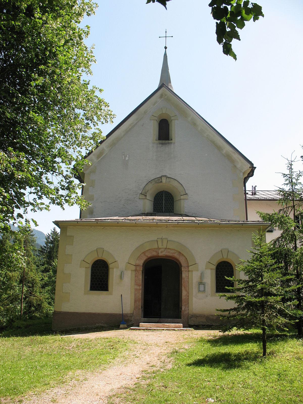 Okkulten Kapelle Hügel