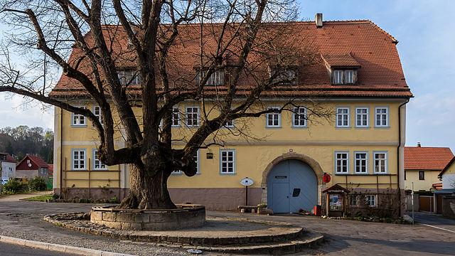 Baumbachhaus Kranichfeld