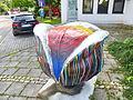 Krautkopfplastik Handwerk Dorfstr.23 Ismaning 06.07.2013.jpg
