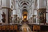 Kremsmünster Stiftskirche Hauptschiff-5071.jpg