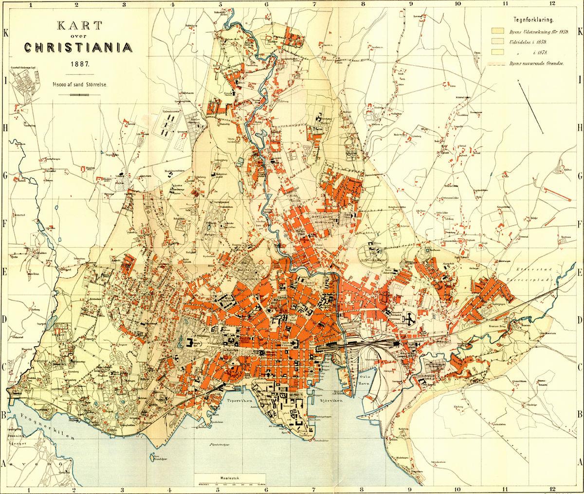 Kristiania Amt Wikipedia
