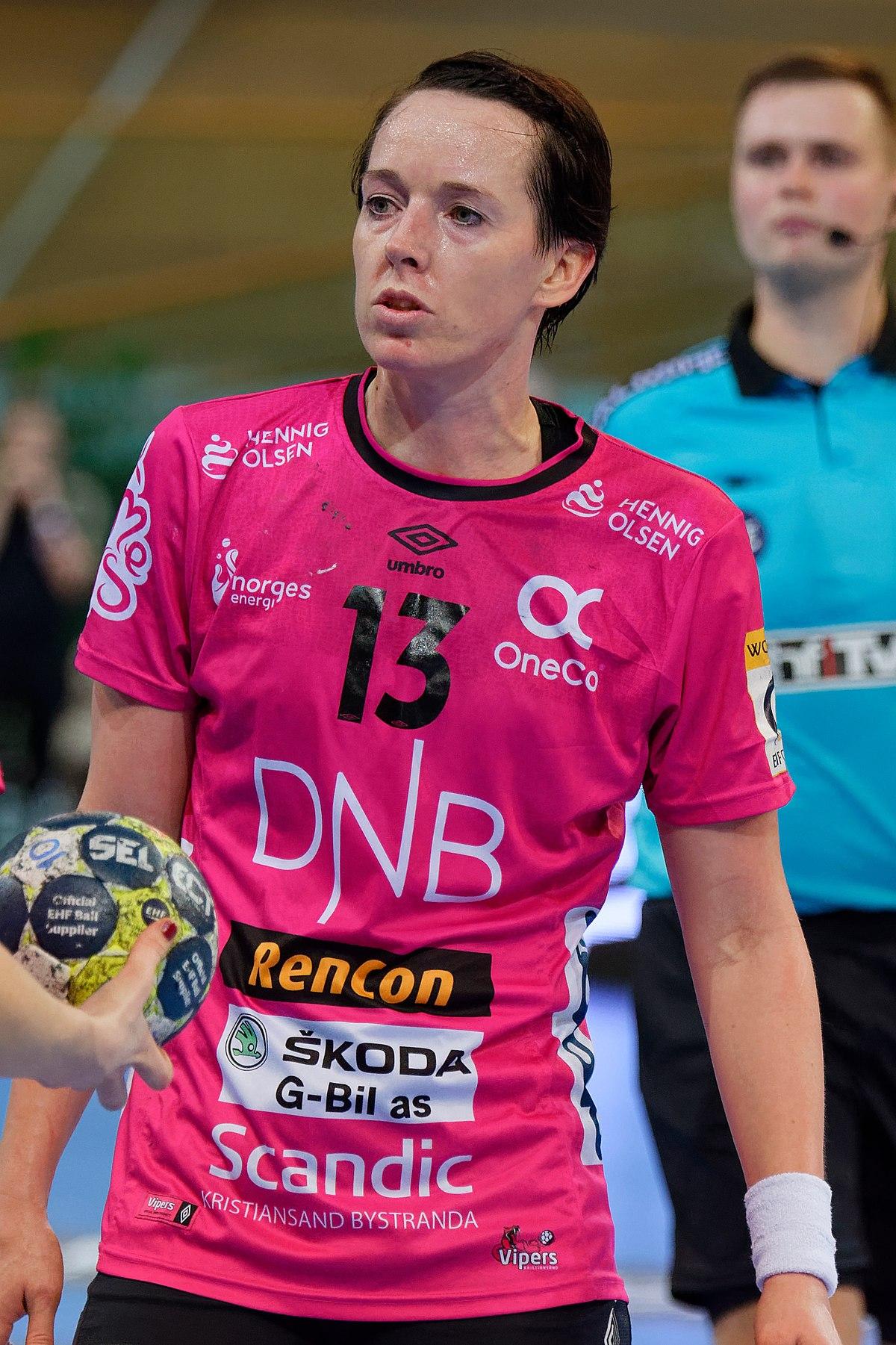 Kristine Lunde Borgersen Wikipedia