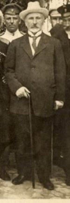 Alexander Krivoshein - Alexander Krivoshein (1920).