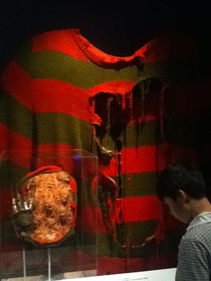 Freddy Krueger - Freddy Krueger sweatshirt from The Dream Master, fourth film in the series