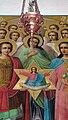 Krusevo-saint-nikola-church-hexagram.jpg