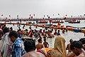 Kumbh Mela 2019, India (46354090245).jpg