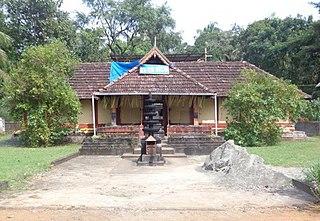 Cheruvathur Mahadeva Temple Hindu temple in Kerala, India
