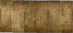 Kunyu Wanguo Quantu by Matteo Ricci All panels.jpg
