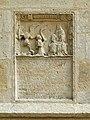 L'epine basilica inscription stone.jpg