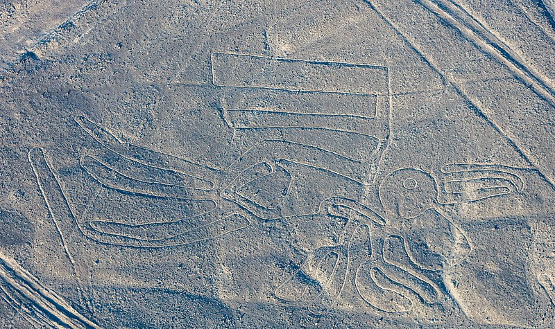 """a summary of the nazca art The nazca astronaut: a fishy story  summary: the so-called """"nazca astronaut"""" figure is best explained  art is not like art we know today in which it is."""
