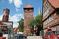 Lüneburg - An der Ratsmühle - Ratswasserkunst 02 ies.jpg