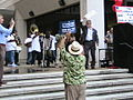 LA The American Plan=Public Option, Rally in New Orleans, 9232009.jpg