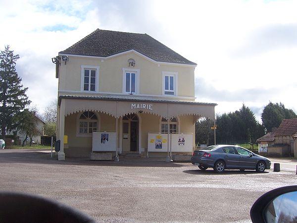 Photo de la ville Abergement-Sainte-Colombe