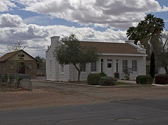 LDS Moapa Stake Office Building - Image: LDS Moapa Stake Office Building