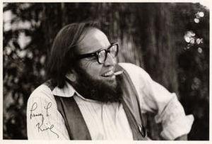 Larry L. King - King in 1976