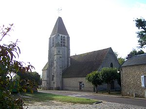 La Celle-les-Bordes - Saint-Germain