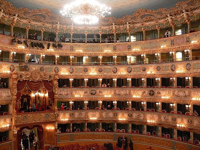 Teatro La Fenice, Venezia, Italia