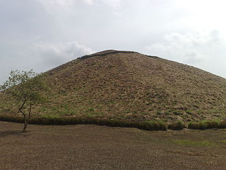Olmecs - Great pyramid in La Venta, Tabasco