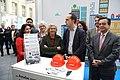 La alcaldesa visita Rehabitar Madrid, la feria dedicada a las reformas del hogar 01.jpg